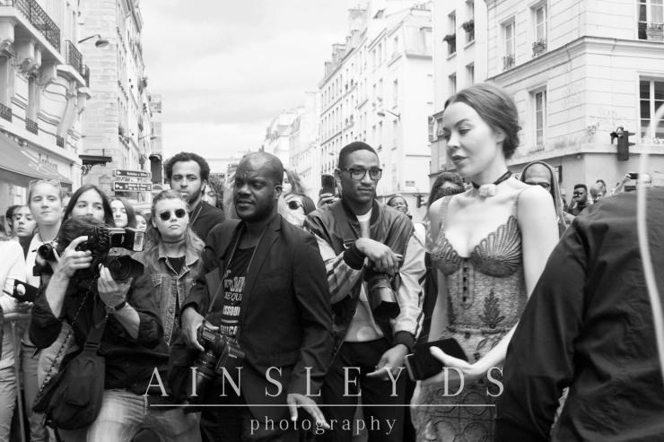 Jean Paul Gaultier show Paris